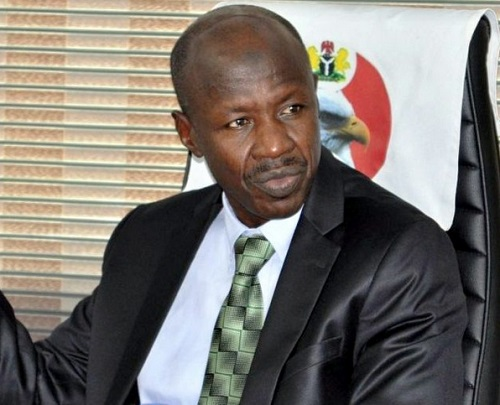 efcc chair magu addresses reports of governorship aspiration threatens lawsuit over false report - Governors cashing on insecurity in their states – Magu