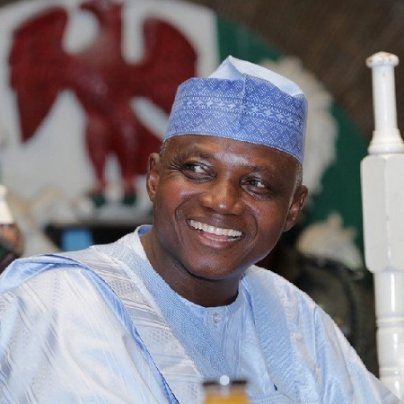 "technical stopover how garba shehu covered up buharis two day uk medical trip - ""Dokpesi is monkeying with our courts"" – Garba Shehu fires back"