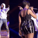 Tiwa Savage Address Dating Rumor with Wizkid