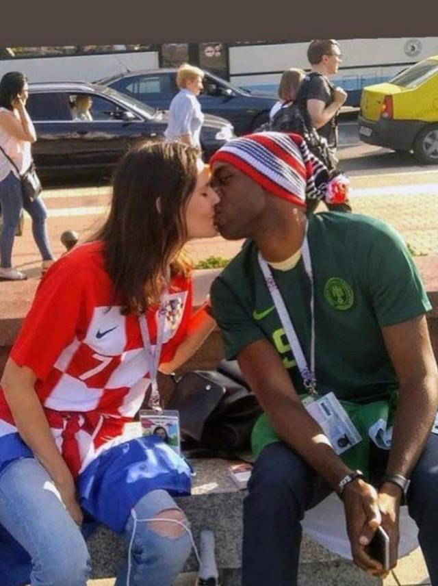 Nigeria man