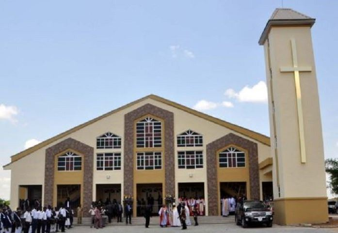 """anglican church crisis why i collected n260 million bishop reveals - Delta community closes down church after pastor and members """"swept"""" out evil in the land"""