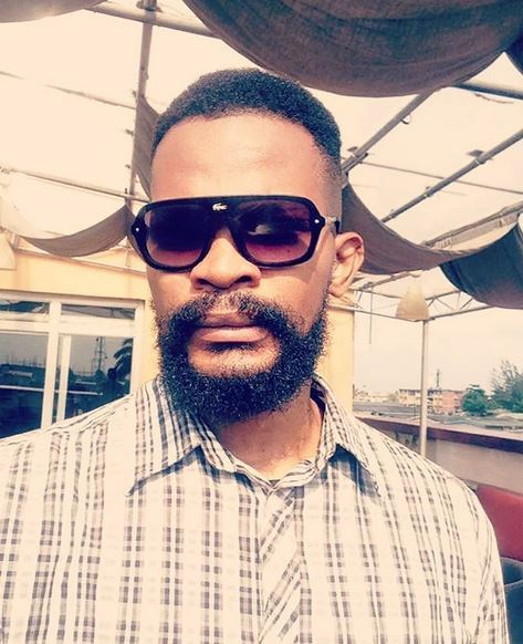 ''Only a spiritual IMBECILE will support the RAPE of women irrespective of their occupation'' - Actor Slams Okon Lagos