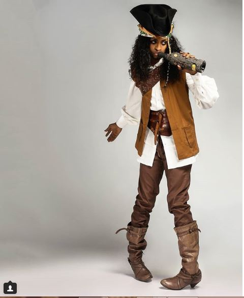 denrele edun poses in eccentric pictures to mark 37th birthday - Nigerian On-Air Personality, Denrele Edun Opens Up On His Sexuality