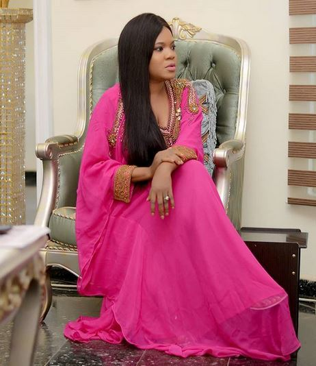 I am not pregnant – Actress Toyin Aimakhu slams pregnancy claims
