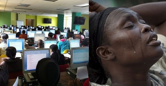 """Image result for Why I hired someone for my son's JAMB exam""""- Arrested Nigerian mother"""