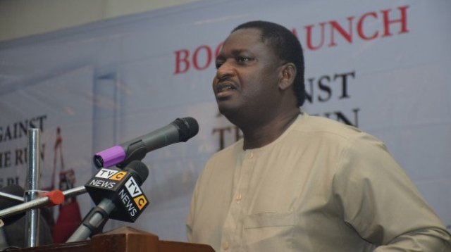 giving land for ranching better than death femi adesina - Leah Sharibu will return one day – Adesina
