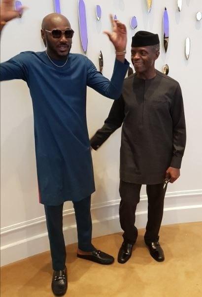 Yemi Osinbajo visits