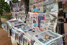 Nigerian Newspaper Headlines Today