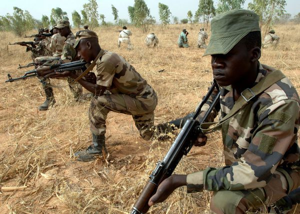 army chief buratai spits fire over boko haram warns commanders against fleeing from terrorists - we shall be tough on those who plan to rig or disrupt the election – Army boss