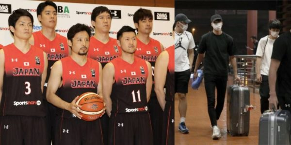 Asian Games: Japan send home basketball team players for ...