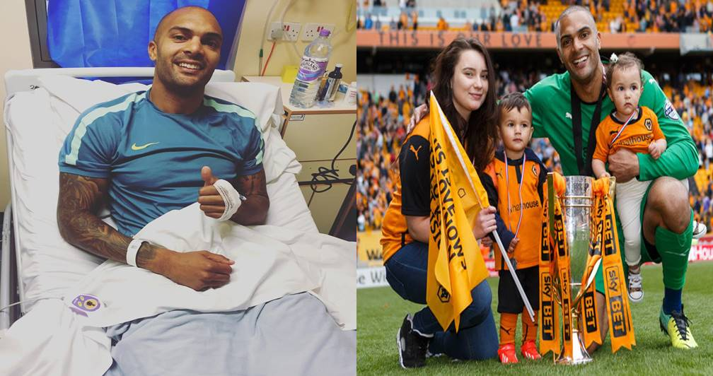 Carl Ikeme reveals his wife's reaction when he informed her he has cancer