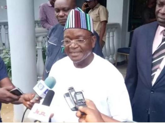 court stops governor ortoms impeachment - Gov Ortom calls citizens for prayers, blames the devil for incessant killings