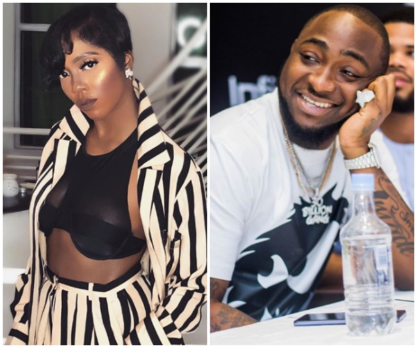 davido and tiwa savage end feud follow each other on instagram again - [Photos]: Davido's daughter, Imade Adeleke and Tiwa Savage's son Win Annual Karate Championships in Lagos