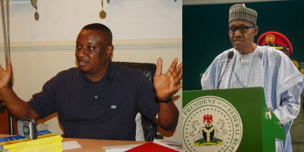 no president has touched lives of poor than president buhari festus keyamo - #NigeriaDecides: Keyamo, Chidoka Disagree Over Northern Election Results