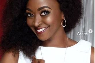 """I'm not your mate"" Kate Henshaw blows hot"