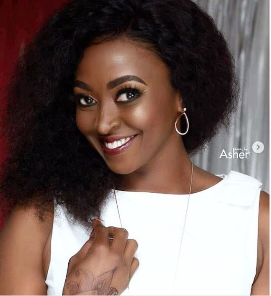 nollywood actress kate henshaw shares throwback photos - Tell me I smell nice!!! Kate Henshaw tells fan
