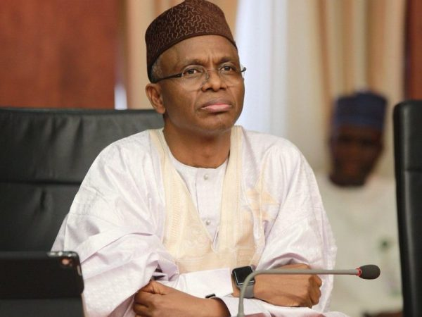 Governor el Rufai 800x600 - PDP has never honestly won any election in Kaduna since 1999 – El Rufai