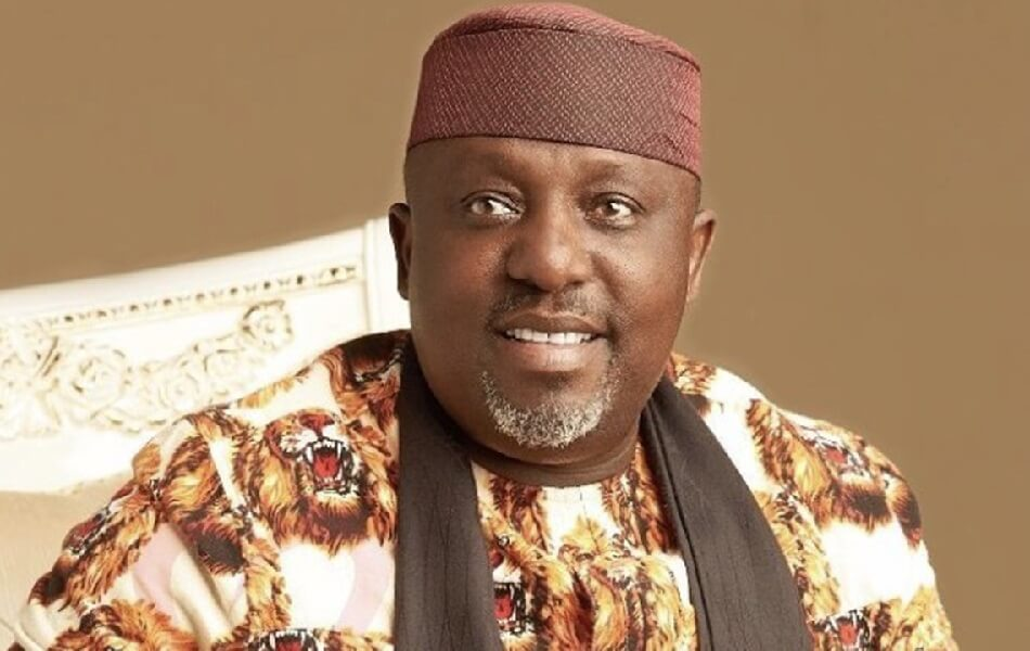 imo state people will miss me when im gone as governor rochas okorocha laments - Nigerians Mock Rochas For Begging INEC To Release His Certificate Of Return