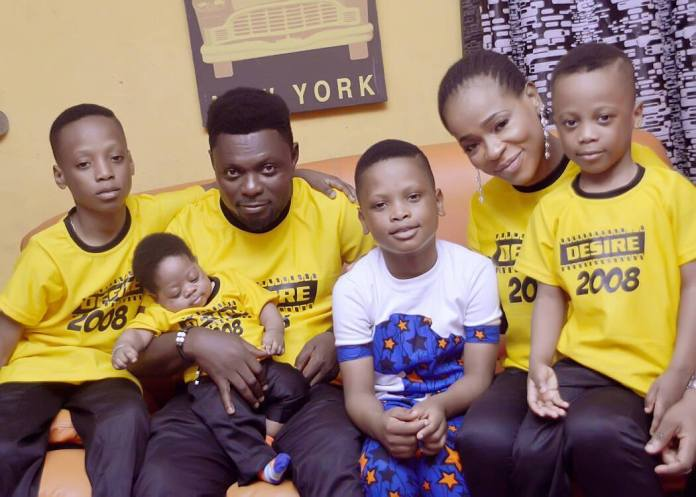 Why We Wanted To Abort Our Child - Kunle Afod's Wife
