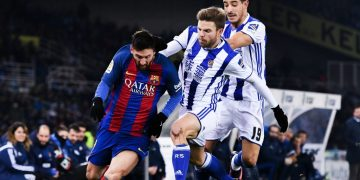 Barcelona Held By Real Sociedad