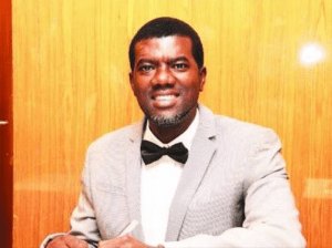 "reno omokri slams chris ngige for asking nigerians to clap for president buhari - ""Tinubu Has Just Repeated History"" – PDP Chieftain"