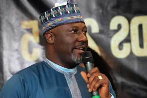 """The Election Is Not Between Atiku And Buhari, It Is Between Buhari And The Masses""- Dino Melaye(Video)"