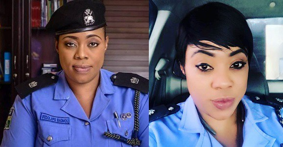'If you kill, you will face the consequences' – Dolapo Badmus to Police officers