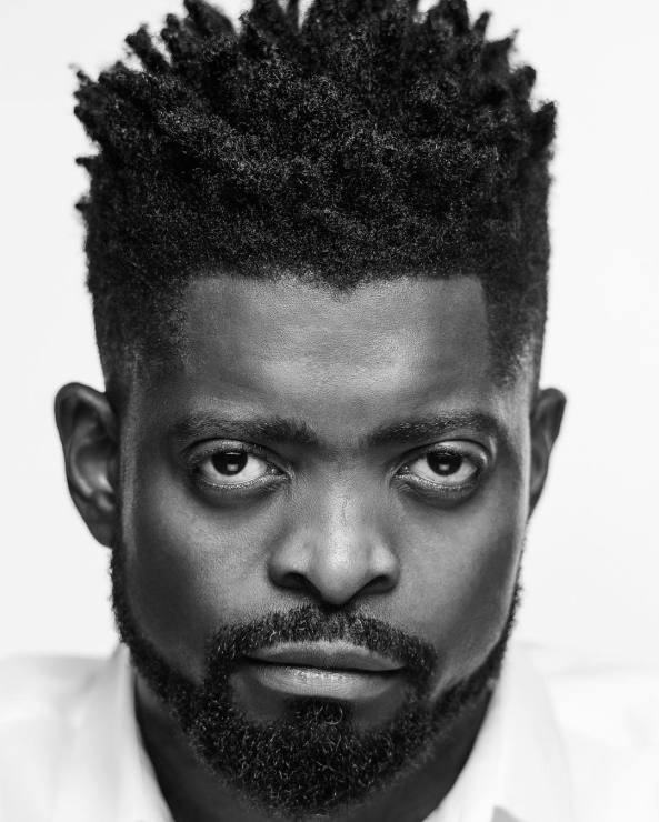 basketmouth celebrates his mothers birthday photos - Savage! Basketmouth attacks Blackface in new post
