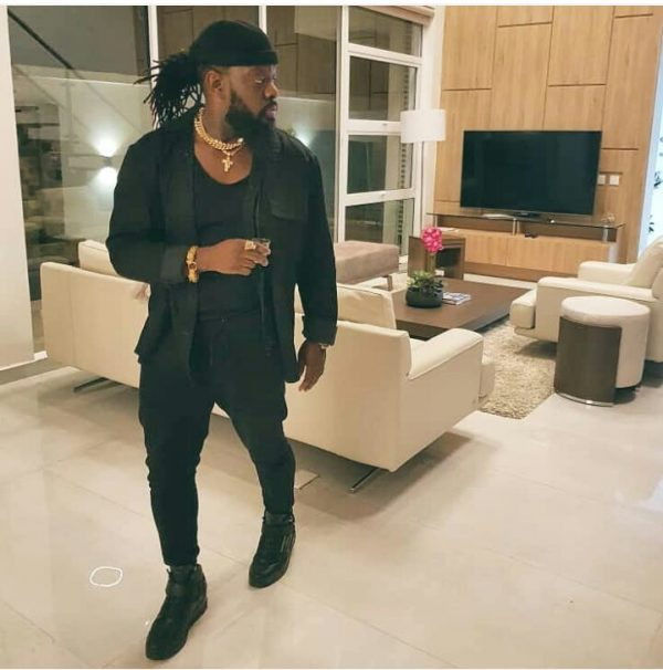 Timaya Reacts After Tonto Dikeh Said She Is In A New Relationship