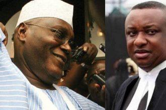 Atiku Only Posses Qualification As A Custom Boss And Not Nigeria President – Festus Keyamo