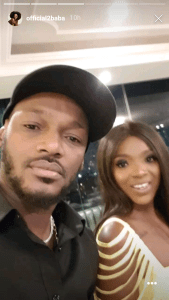 2baba throws a lavish birthday dinner for his wife annie video - Annie Idibia's Message To Tuface As They Celebrate Their 6th Year Wedding Anniversary Is Everything