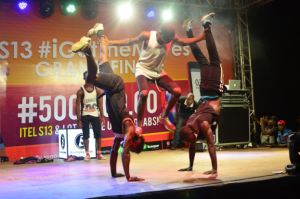 4 - ITEL MOBILE'S #IGOTTHEMOVES DANCE FINALE: WHO TOOK HOME THE N500,000 PRIZE?