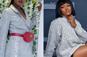 Wow!!! This Lovely Birthday Video From Ex BB Naija House Mate, Alex Unusual, Was Lit