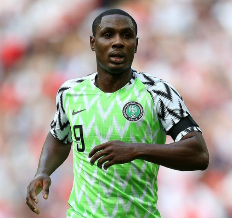 Odion Ighalo To Dedicate Every Goal This Season To Late Sister