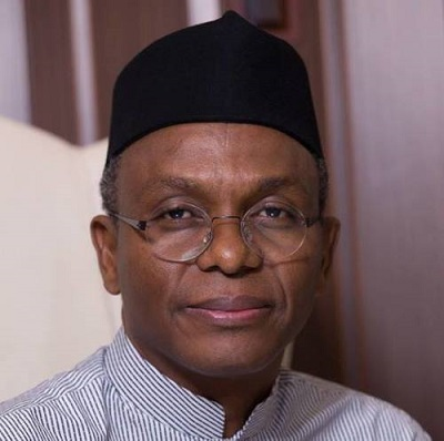 gov el rufai speaks on lai mohammeds claim of el zakzakys n3 5m monthly feeding - #NigeriaDecides2019: Gov El Rufai joins queue in Polling Unit for accreditation