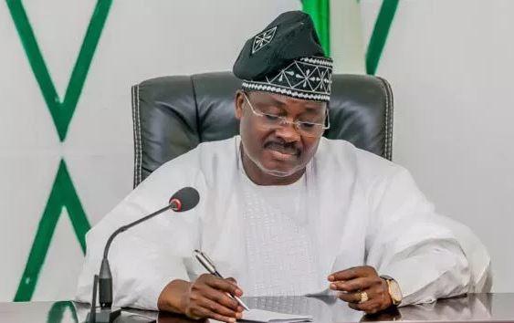 how i broke the second term jinx in oyo state ajimobi - Arrest us if we have stolen – Ajimobi