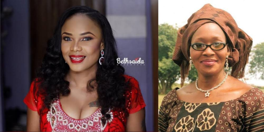 kemi olunloyo re accuses iyabo ojo of sleeping with a pastor she reacts - 'Your Tears Has Just Began' -Kemi Olunloyo Fires Iyabo Ojo
