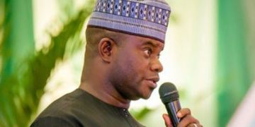 Yahaya Bello Sworn-In For Second Term In Office