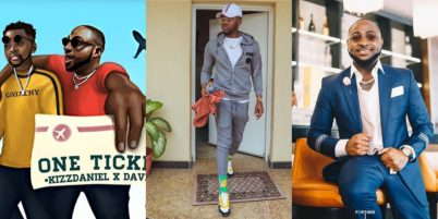KIZZ DANIEL NEW SONG, DAMAGES HIS RELATIONSHIP- ONE TICKET