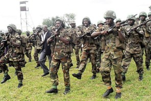 Army disowns trending video of alleged officers torturing civilian man(Video)