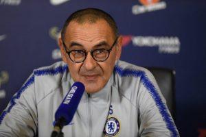 Breaking!!! Maurizio Sarri Departs Chelsea
