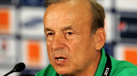 super eagles coach rohr finally speaks on alleged rift with onazi - Just In: Mikel Obi to Cap Nigeria At AFCON 2019