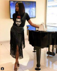 Vice President's Daughter, Kiki Osinbajo Flaunts Boyfriend (Photo)