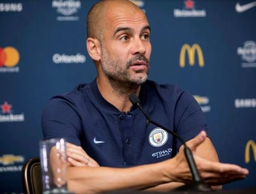 Manchester City Coach, Pep Guardiola Donates 1 Million For Fight Against Coronavirus In Spain