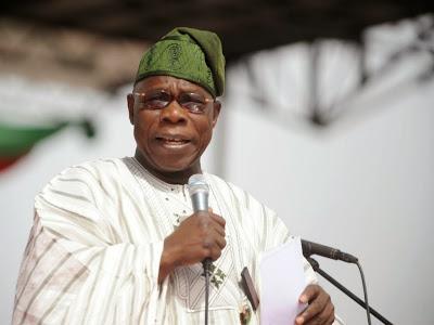I didn't escape any plane crash - Obasanjo