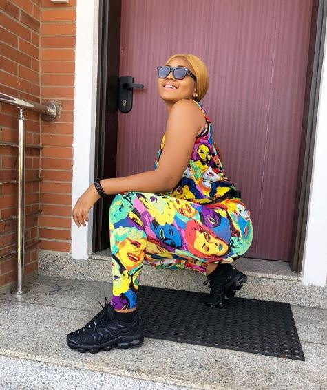wow beautiful actress regina daniels receives n500k gift from e money shares proof - On Getting Married To A Billionaire: Regina Daniels Drops This