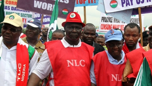 "2019 elections how minimum wage will determine workers voting pattern nlc - NLC declares strike on Monday to ""embarrass"" Ngige"