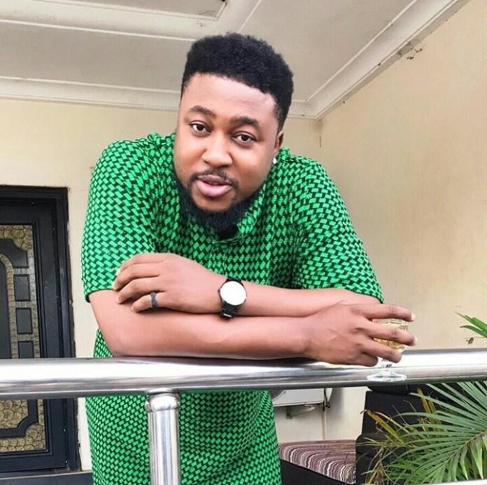 Nollywood Actor Nosa Rex