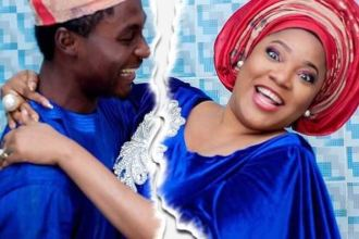 Toyin Aimakhu's ex-husband Adeniyi Johnson talks about his broken marriage