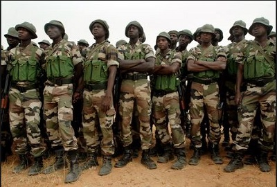 army threatens legal action over metele attack - This video of Nigerian soldiers dancing 'Zanku' will make your day